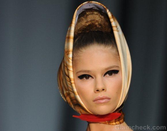 Hair Accessories Trend S-S 2012 head scarf Arsenicum