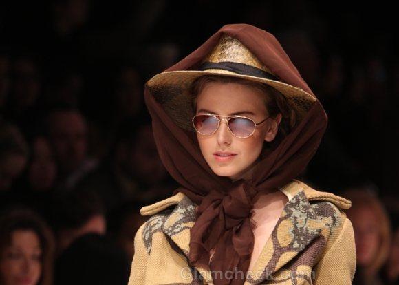 Hair Accessories Trend S-S 2012 head scarf  Korhani
