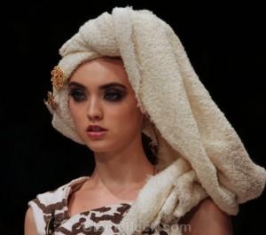 Hair Accessories Trend S-S 2012 headgears Korhani
