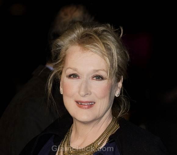 Meryl Streep Makeup Disaster