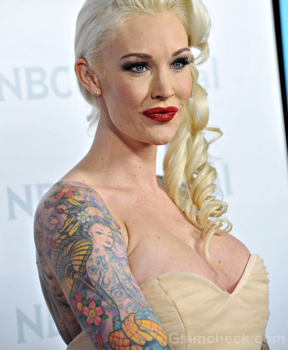 Sabina Kelly Tattoos Celebrity Tattoo