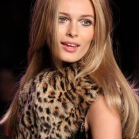 Style Pick Anna Sui Leopard Print Fur Capelets
