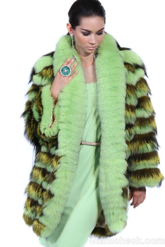 Style Pick Helen Yarmak Faux Fur Coats