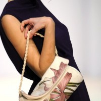 Style Pick of The Day Alina Assi Handbag with Flower Print