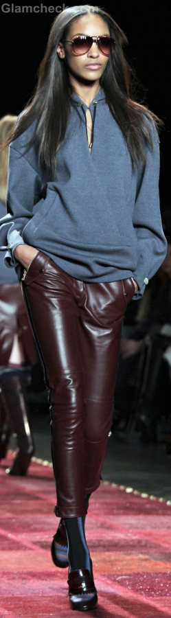 Style Pick of the Day Tommy Hilfiger Skinny Leather Pants
