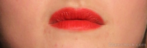 Tomato Red Lips how to