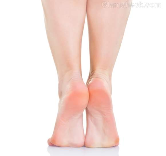 Foot care gegimen to get soft feet