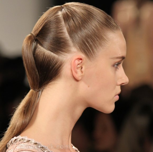 Hairstyle how to futuristic ponytail-3