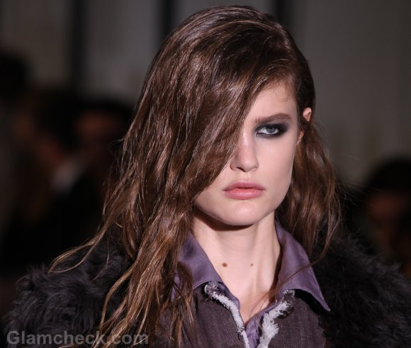 Hairstyle trends-s-s 2012-messy hair