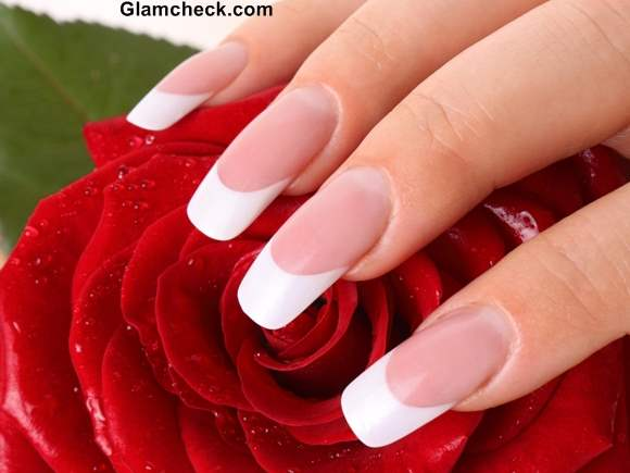 How to Grow Long Nails tips