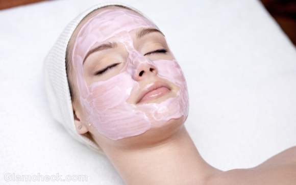 How to get glowing skin beauty mask