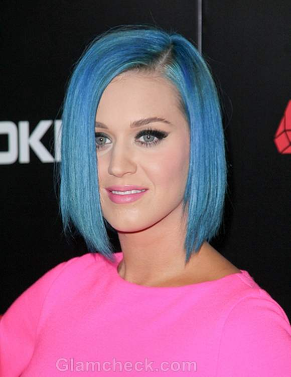Katy Perry Sports Color Block Outfit to Perfection at Pre ...