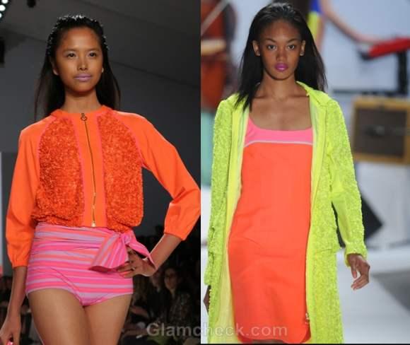 Nanette Lepore s-s 2012 neon collection-6