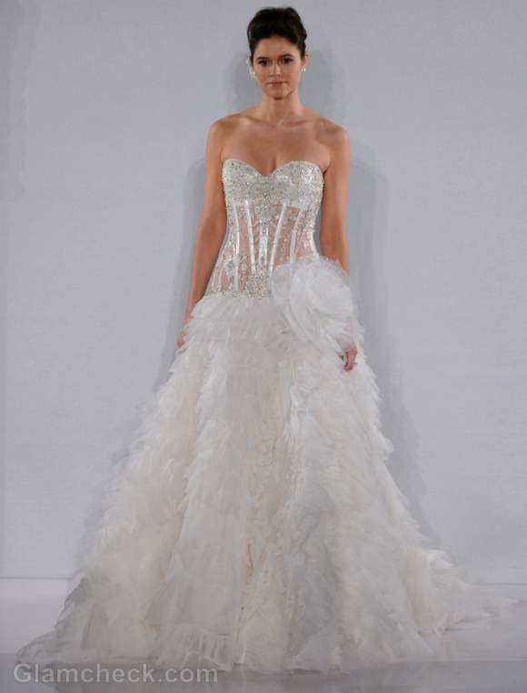 Prina Tornai Bridal Collection s-s 2012