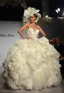 Prina tornai bridal collection for s-s 2012