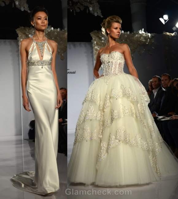 Prina tornai bridal collection s-s 2012-2