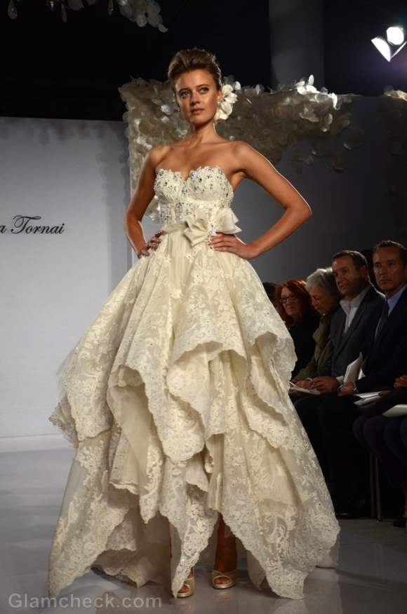 Prina tornai bridal collection s-s 2012-3