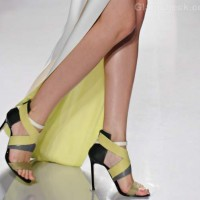 Style pick of the day J-Mendel bandage heels s-s 2012