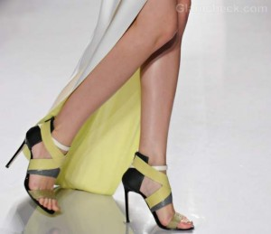Style Pick of The Day : J.Mendel Bandage Heels S/S 2012