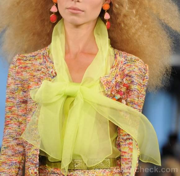 Style pick of the day oscar de la renta sheer fabric shirts