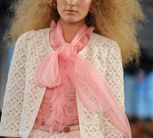 Style pick of the day sheer fabric shirts oscar de la renta