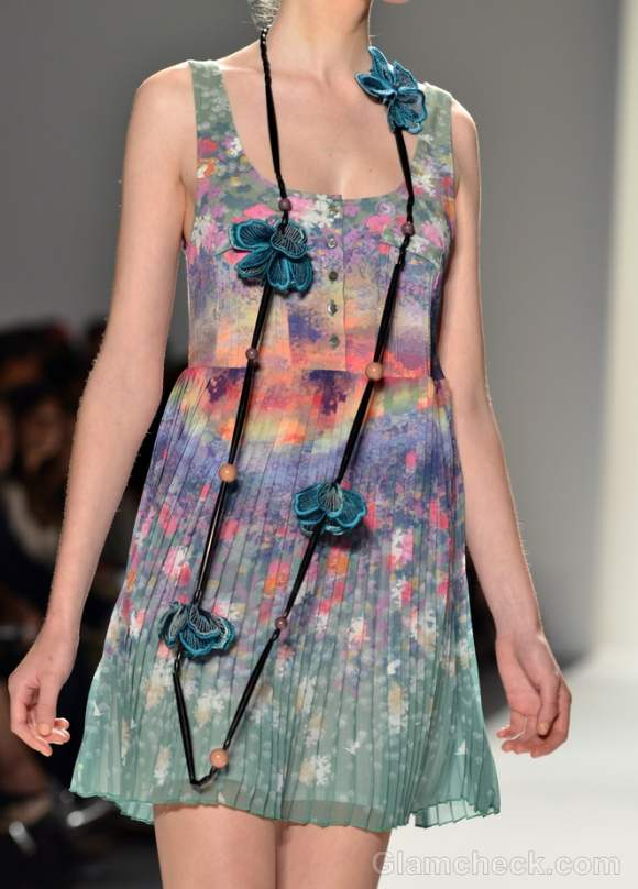 Style pick of the day subversive floral beads for Timo Weiland