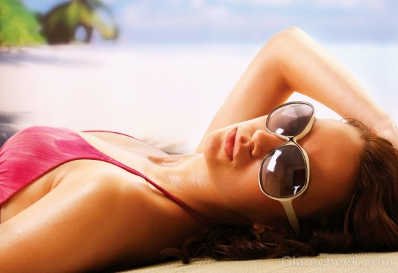 Things to pack for the beach-sunglasses
