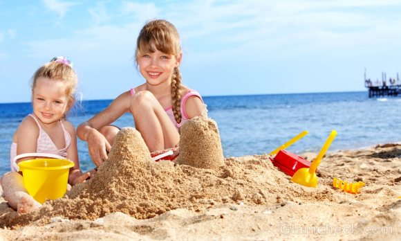 Things to pack for the beach-toys games