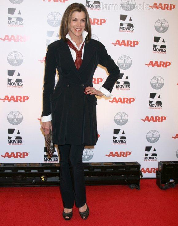 Wendie Malick androgynous look