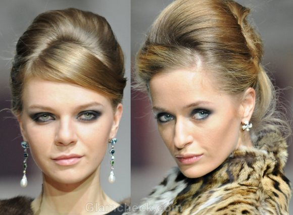 hairstyle trends-s-s-2012-buns