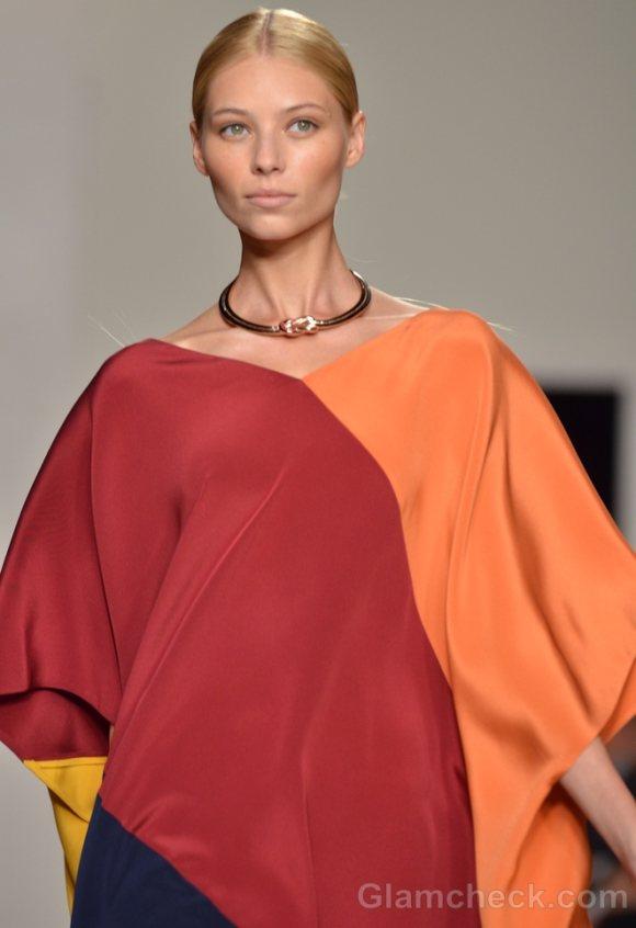 tommy hilfiger kaftan dress s-s 2012-style pick