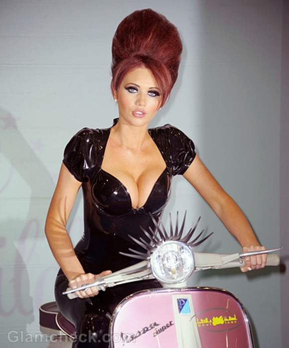 Amy Childs Catsuit