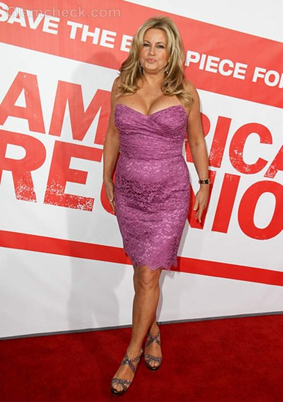 Faux Pas Jennifer Coolidge Goes Wrong With One Size Smaller