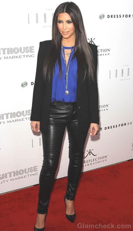 Kim Kardashian True Reflection Fragrance Launch Party