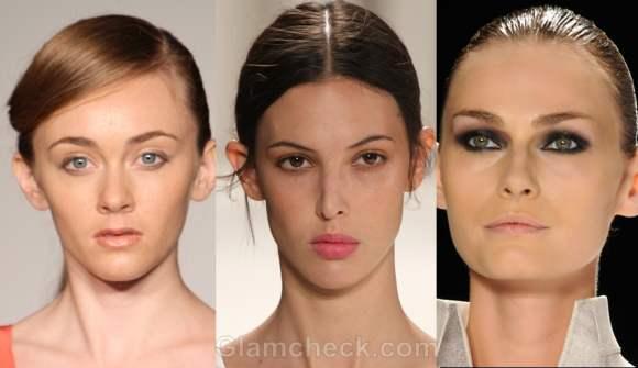 Makeup trends s-s 2012 natural makeup