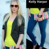 Style inspiration how to pair yellow blue kelly harper