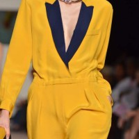 Style pick of the day tailored jumpsuit tommy hilfiger
