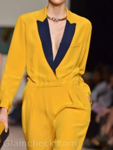 Style Pick of The Day: Tailored Jumpsuit by Tommy Hilfiger