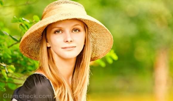 Summer hair care routine