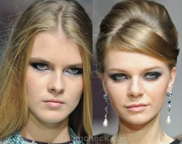 makeup trends s-s 2012 smokey eyes