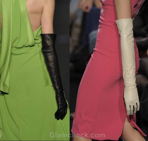 Acessories trend fall winter 2012-gloves elbow