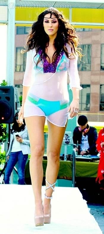 Ambika Sanjana 2012 swimwear range-4