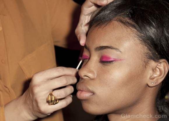Beauty how to winged eyeliner