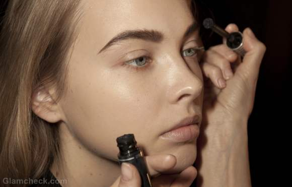 Beauty trends fall-winter 2012 bold natural eyebrows