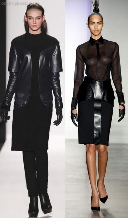 Color trends fall-winter 2012 black