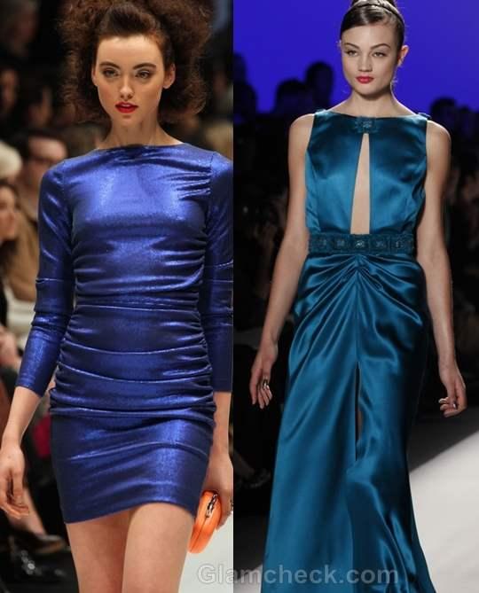Color trends fall-winter 2012 blue oanna Mastroianni