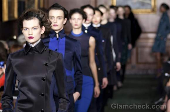 Color trends fall-winter 2012 blue