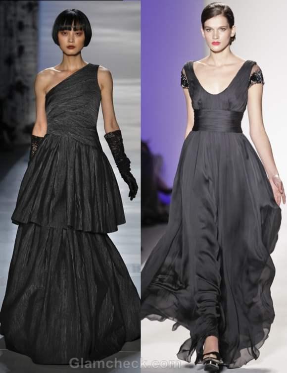 Color trends fall-winter 2012 gray-black