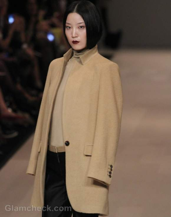 Color trends fall-winter 2012 nude color tred Pink Tartan