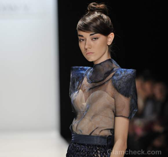 Color trends fall-winter 2012 nude color trend Basharatian